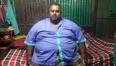Morbidly obese Brahmanbaria man needs...