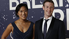 Facebook's Zuckerberg and wife expecting...