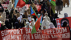 Balochis urge UN rights probe on violations...