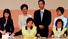 Carrie Lam selected as Hong Kong's next...