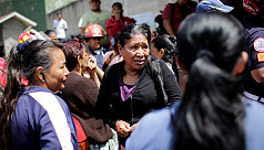 Nineteen killed in fire at Guatemala...