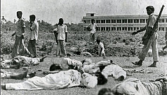 Parliament declares March 25 Genocide...