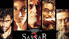 Sarkar 3 making headlines yet