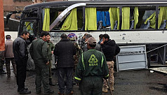 Death toll from Damascus bombing climbs...
