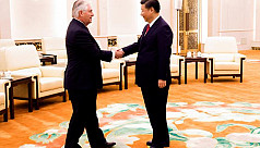 Tillerson ends China trip with warm...