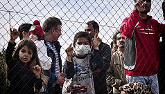 EU boosts child migrant protection...