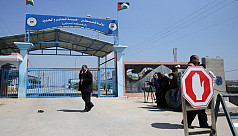 Human Rights Watch: Israel blocking...