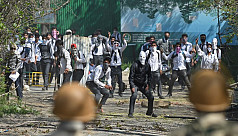 Violence spikes in Indian Kashmir after...