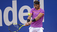 Nadal on track for 10th Barcelona triumph...