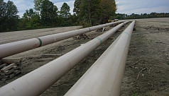 New natural gas pipeline to strengthen...