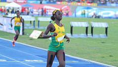 12-year-old girl the next Usain...