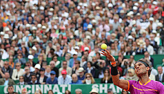 Nadal claims record 10th Monte Carlo...