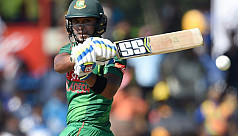 Sabbir: Batting at No 3, my responsibility...
