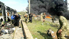 Syria car bombing kills at least 43...