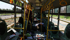 Death toll in bomb attack on Syria evacuees...