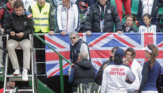 Nastase kicked out of Fed Cup tie after...