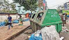 Waste management down in the dumps