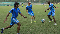 Jonathan: Abahani getting better and...