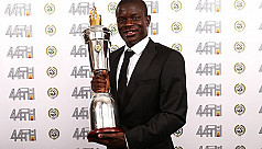 Chelsea's Kante named PFA player of...