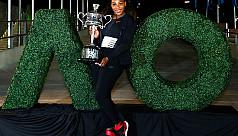 Tennis superstar Serena confirms...