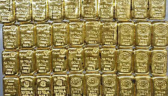12 gold bars recovered from man's rectum...