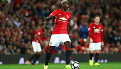 Injured Pogba out of Manchester derby,...
