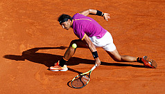 Nadal reaches Monte Carlo final after...