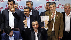 In surprise move, Iran's Ahmadinejad...