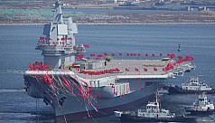 China launches first domestically-built...