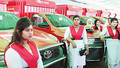 Tarana appoints 19 female drivers at...