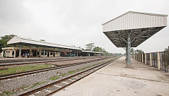 Govt to restore rail links to India,...