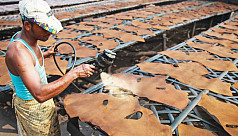 Leather sector fears loss of Tk1,100cr...