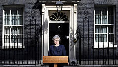 British PM calls for early election...