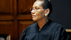 America's first female Muslim judge...