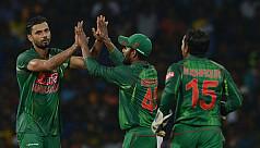 Bangladesh present Mashrafe perfect...