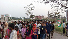 Father dies after Rokeya University...
