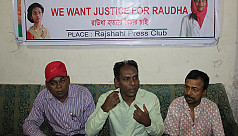 Raudha's father: 'All signs point toward...