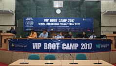 VIP Boot Camp 2017 raises awareness on IP rights