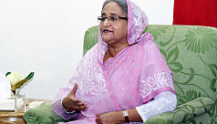 PM Hasina: There are no connections...