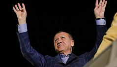Turkey's Erdogan claims Germany abetting...