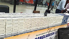 Cigarette smugglers pose as Hajj...