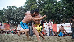 108th 'Jabbar-Er Boli Khela' kicks off...