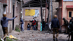 Five killed in Indian Kashmir poll...