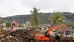 Sri Lanka rubbish dump landslide kills...