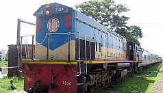 Train link resumes with Sylhet after...