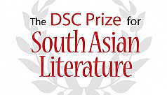 DSC South Asian Literature prize...