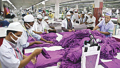 WB forecasts 6.8% GDP growth for Bangladesh...