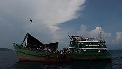 Bangladesh detains Rohingyas attempting...