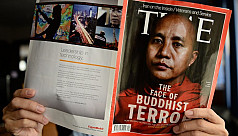 Myanmar police arrests two Buddhist...