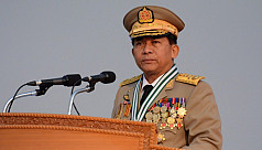 Myanmar army chief compares Rohingya...